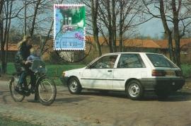 ® 1988 - CATA 1404 Fietsers
