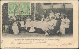 © 1904 LUXEMBOURG Grand Duke Adolphe I