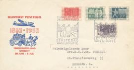 æ E 010 - 1952 Jubileumzegels
