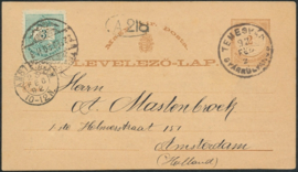 © 1892 - HUNGARY St. Stephen's crown