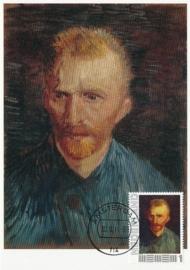 PG005 Van Gogh Self portrait 1887
