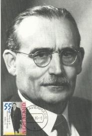 1986 NETHERLANDS Politician Drees