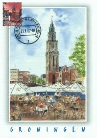MOOI NEDERLAND 2007 - Groningen Martinitoren