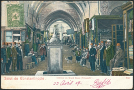 © 1907 - TURKEY Symbols - Star and Crescent