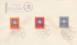 ¤¤¤ 1941 SURINAME Vrij Nederland