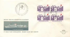 æ E 058 - 1963 Rode Kruiszegels