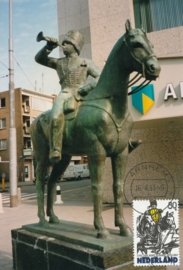® 1993 - CATA 1549 Gele rijders