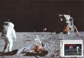 þþþ - Jaren '60 Landing op de maan