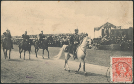 © 1919 YUGOSLAVIA - Prince Regent Alexander