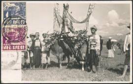 ®®®® 1937 - CATA 186/87 NED-INDIË Karbouw
