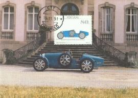 1991 PORTUGAL - Bugatti 35B