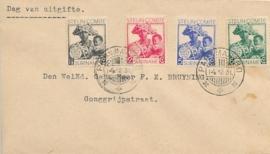¤¤¤ 1931 SURINAME Steuncomité