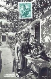 1957 AUSTRIA - Costumes Wachau