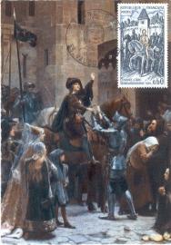1968 FRANCE - Jeanne d'Arc