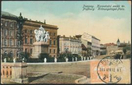 © 1913 - HUNGARY Hungarian crown