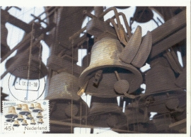 1981 NETHERLANDS Bells Carillon