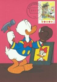 DD033 - Comics Donald Duck Stripverhaal