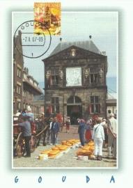 MOOI NEDERLAND 2007 - Gouda Cheese - Kaas