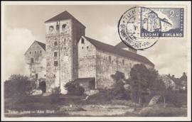 © 1929 - FINLAND Castle Turku