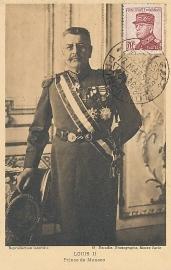 © 1939 - MONACO Prince Louis II