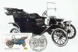 1975 HUNGARY - Ford 1908