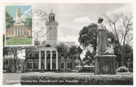 ®®® 1961 - CATA 361 - SURINAME Torengebouw