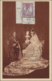 © 1918 - HUNGARY Queen Zita