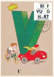 ® 2009 - CATA 2634 Letter V