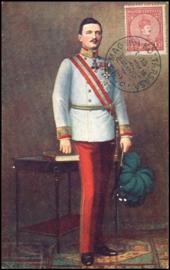 © 1918 - HUNGARY King Carol