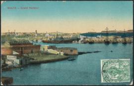 © 1924 - MALTA Sailing ships