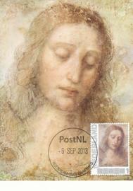 þþ - 2013 Da Vinci Head of Christ