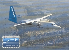 2004 NETHERLANDS Fokker 50 Cityhopper