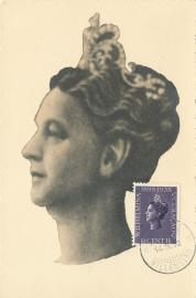 ®® 1938 - NVPH 138 CURAÇAO Koningin Wilhelmina