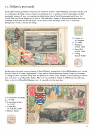 5.1. Philately postcards