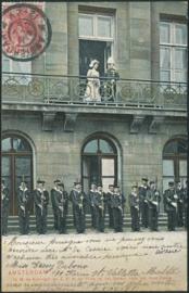 © 1905 NETHERLANDS Queen Wilhelmina