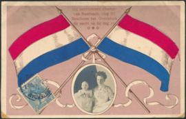 ® 1911 - CATA 63 Koningin Wilhelmina