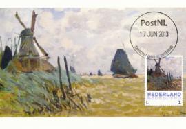 þþ - 2013 Monet Windmill near Zaandam
