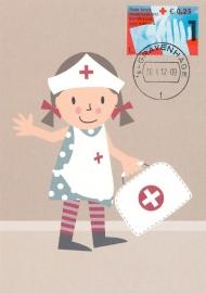 ® 2012 CATA 2902c Verpleegster