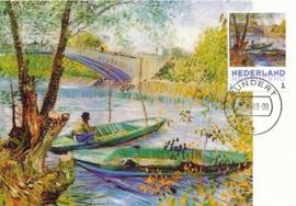 PG038 Van Gogh Clichy bridge