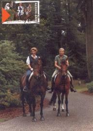 1991 NETHERLANDS Beatrix Claus