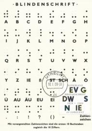 ® 2009 - CATA 2627 Braille Alfabet