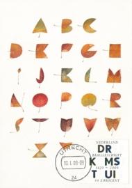 ® 2009 - CATA 2624 Letters Alfabet