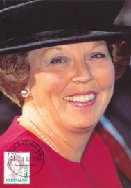 ® 2002 - CATA 2039 Koningin Beatrix