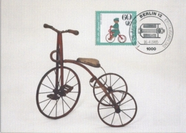 1985 GERMANY - Cycling