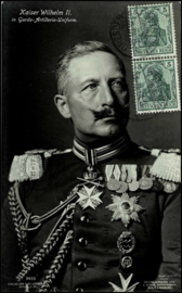 © 1910 - GERMAN REICH - Figure of the Germania