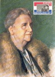 1980 NETHERLANDS Queen Wilhelmina