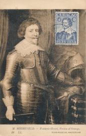 ®® 1934 - NVPH 109 CURAÇAO Prins Frederik Hendrik