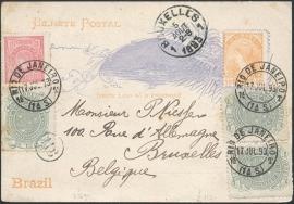 © 1893 - BRAZIL Southern Cross