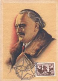 1949 BULGARIA - President Dimitrov