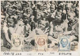 ® 1946 - CATA 454/457/459 Prinsessen Irene Margriet Beatrix